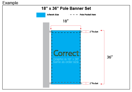 Pole Banner Set