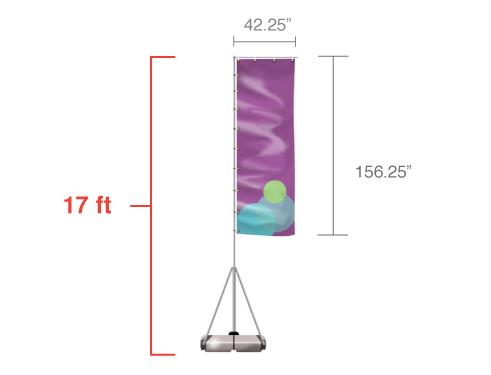 Giant Flag Large