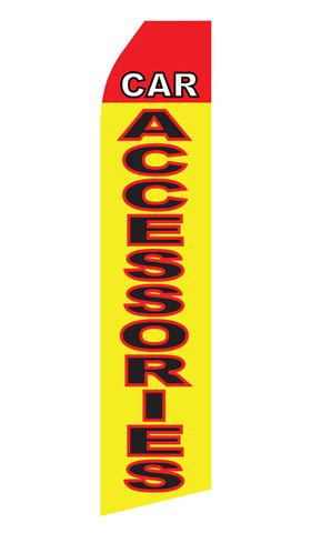 Car Accessories Econo Stock Flag
