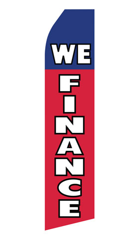 We Finance Econo Stock Flag