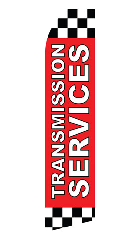 Transmission Services Econo Stock Flag