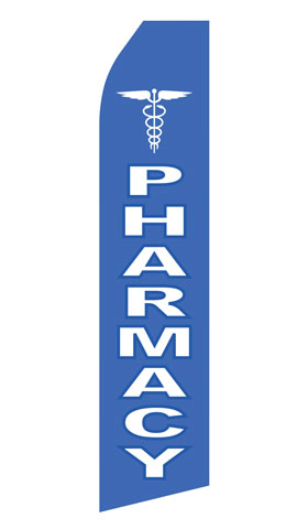 Pharmacy Econo Stock Flag