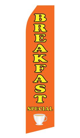 Breakfast Special Econo Stock Flag