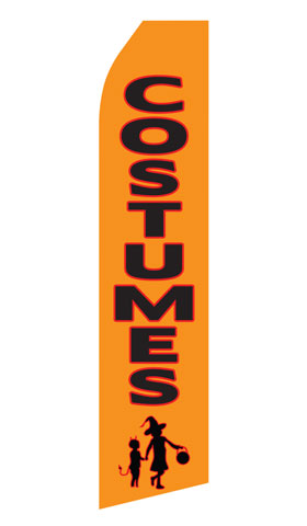 Costumes Econo Stock Flag