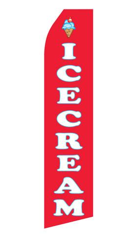 Ice Cream Econo Stock Flag