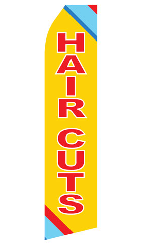 Haircuts Econo Stock Flag