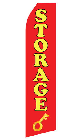 Storage Econo Stock Flag