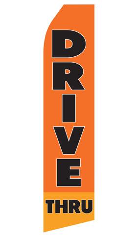 Drive Thru Econo Stock Flag
