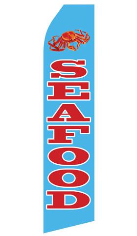 Seafood Econo Stock Flag
