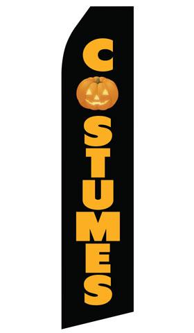 Halloween Costumes Econo Stock Flag