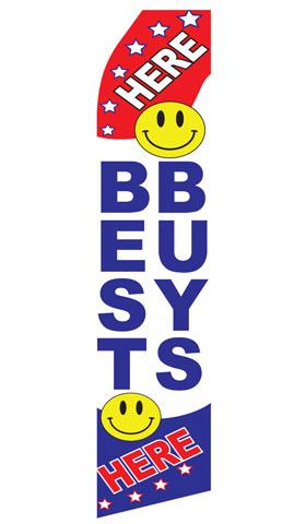 Best Buys Here Econo Stock Flag