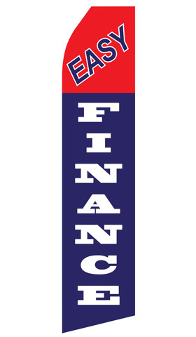 Easy Finance Econo Stock Flag