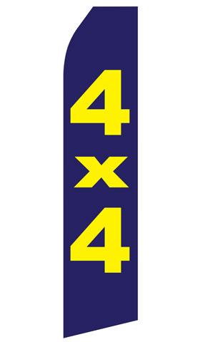 4X4 Econo Stock Flag