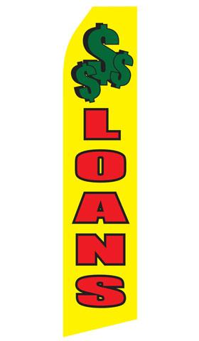 Loans Econo Stock Flag