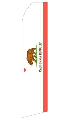 California Republic Econo Stock Flag