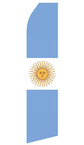 Argentina Flag Econo Stock Flag
