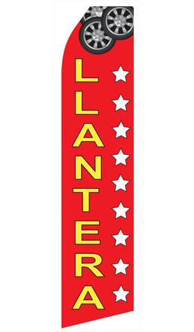 Llantera Econo Stock Flag