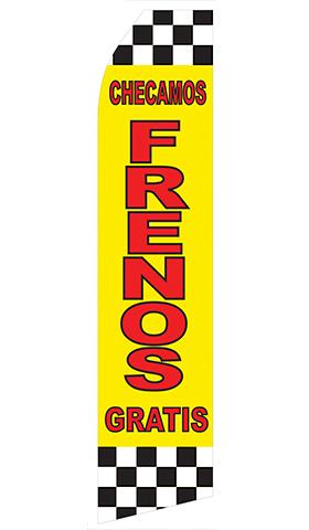 Checamos Fresnos Gratis Econo Stock Flag