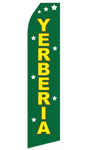 Yerberia Econo Stock Flag