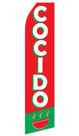 Concido Econo Stock Flag