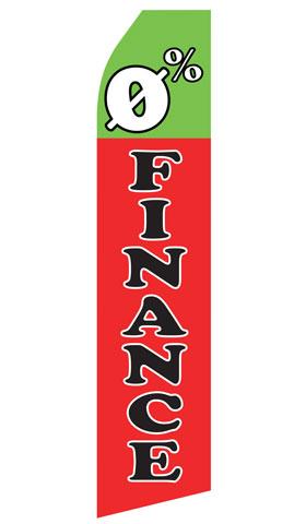 0% Financing Econo Stock Flag