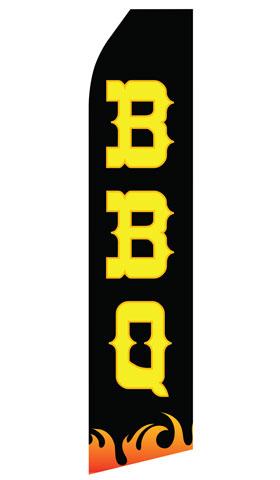 BBQ Econo Stock Flag