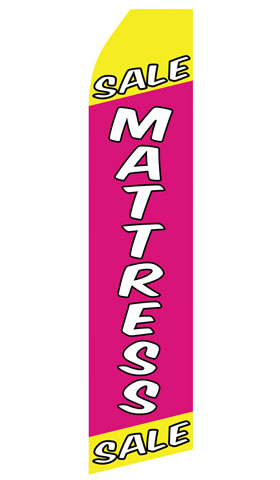 Mattress Sale Econo Stock Flag