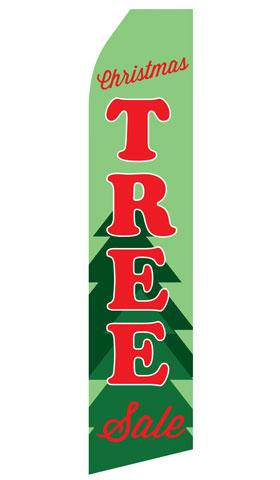 Christmas Tree Sale Econo Stock Flag