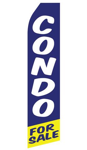 Condo For Sale Econo Stock Flag