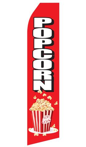 Popcorn Econo Stock Flag