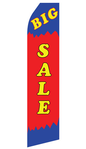 Big Sale Econo Stock Flag