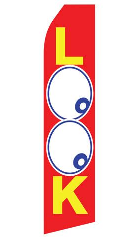 Look Econo Stock Flag