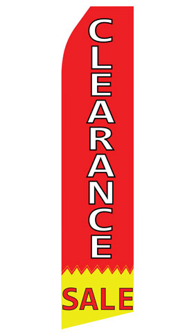 Clearance Sale Econo Stock Flag