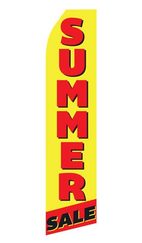 Summer Sale Econo Stock Flag