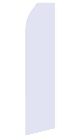 Light Grey Econo Stock Flag