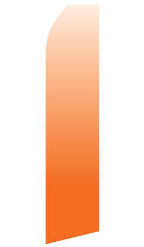 Orange Gradient Econo Stock Flag