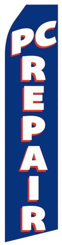 PC Repair Econo Stock Flag
