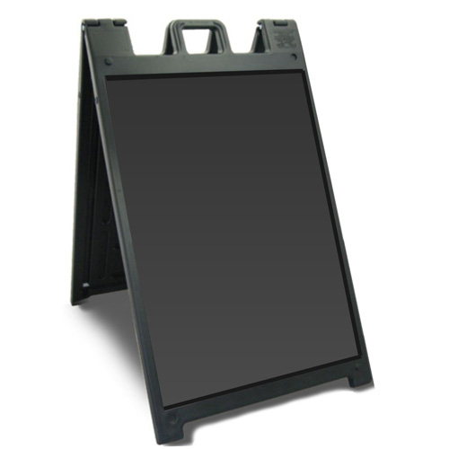 Black Signicade Deluxe A-Frame (Hardware Only)