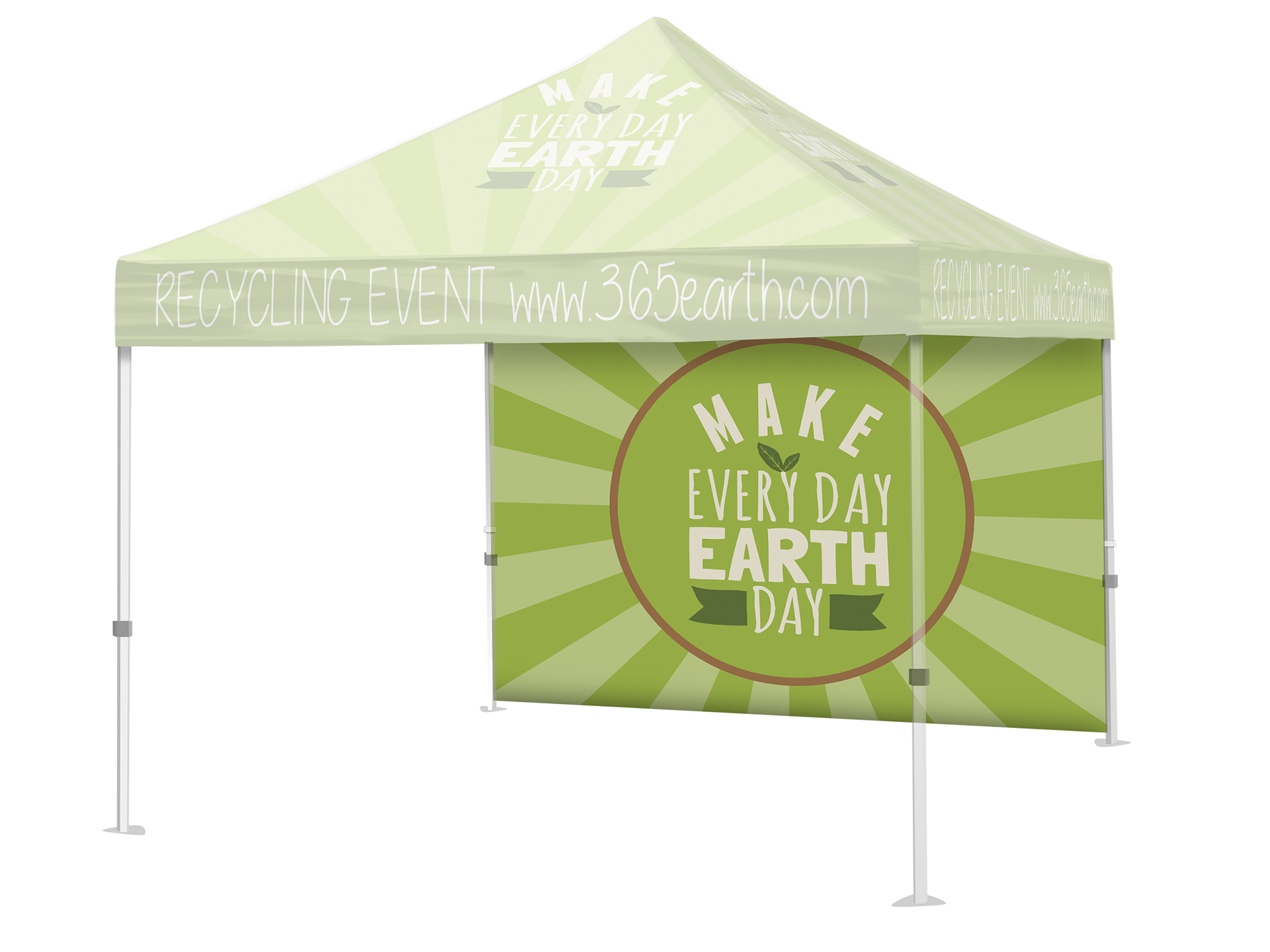 Event Tent Full Wall