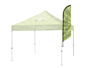 Tent Flag  (Feather Small)