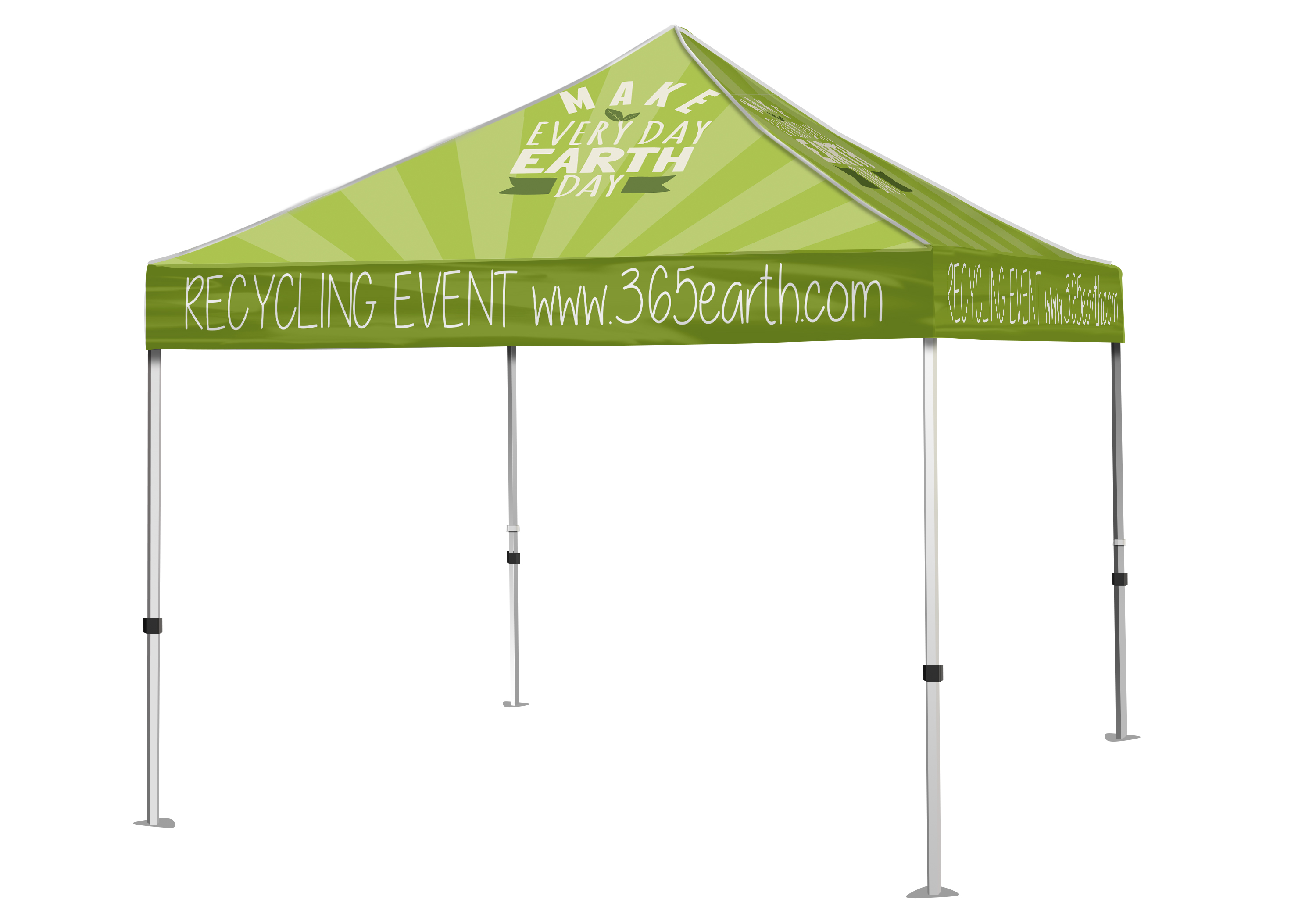 Event Tent Canopy Graphic