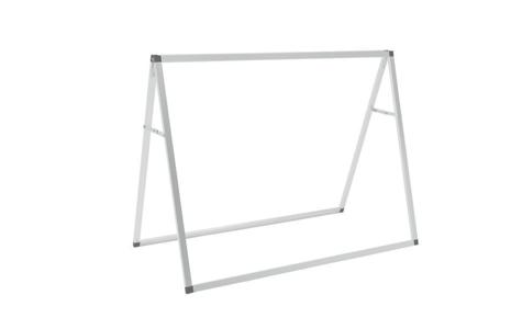 A-Frame Banner Display 4ft(Frame)