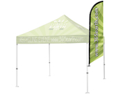 Tent Flag (Feather Medium)