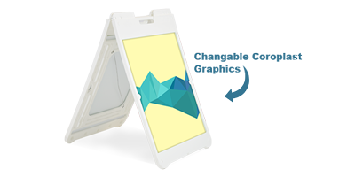SIMPOSIGN II A-FRAME