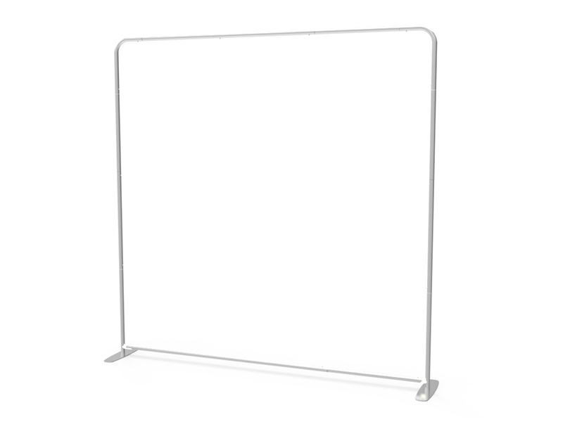 8ft StraightTension Fabric Display(Hardware Only)