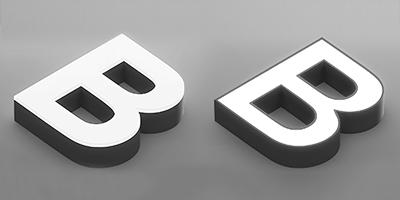 Front Lit Channel Letters